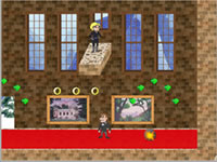 Dirk Dashing: Secret Agent! screenshot
