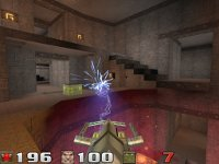 QuakeWorld (nQuake) screenshot